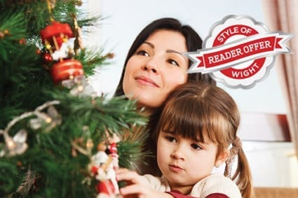 Ho Ho Ho – Win a Christmas Tree and Decorations