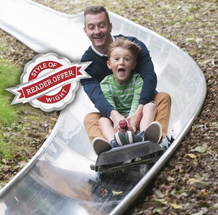 Win a Family Pass for the Year!