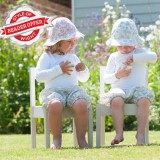 Win a Pair of Designer Children's Sun Hats