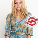 WIN ONJENU Dress with Italian Touch and Style Magazine Reader Offer