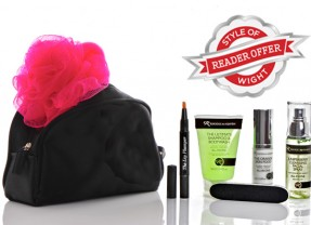 WIN A Facial from Finishing Touches AND  Rhodes to Heaven Gift Set