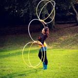 WIN Hula Hoop Lessons with Gina Steliana